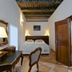 Отель Residence U Mecenáše Чехия, Прага - отзывы, цены и фото номеров - забронировать отель Residence U Mecenáše онлайн комната для гостей фото 4