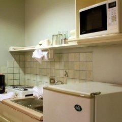 Отель Apartotel Tairona 3* Студия с двуспальной кроватью