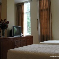 Phuoc Loc Tho 2 Hotel 2* Улучшенный номер с различными типами кроватей фото 6