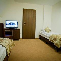 Отель Apartamenty Rubin Стандартный номер с двуспальной кроватью фото 6