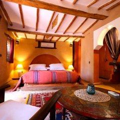 Отель Ecolodge Bab El Oued Maroc Oasis Номер Делюкс с различными типами кроватей фото 4