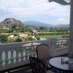 Отель Prince of Lake Hotel Албания, Шенджин - отзывы, цены и фото номеров - забронировать отель Prince of Lake Hotel онлайн балкон