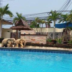Отель Baan ViewBor Pool Villa 3* Вилла с различными типами кроватей фото 17