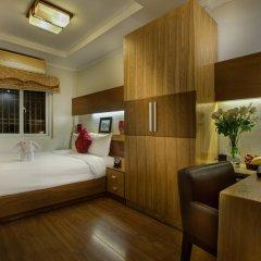Hanoi Elegance Ruby Hotel 3* Улучшенный номер с различными типами кроватей фото 2