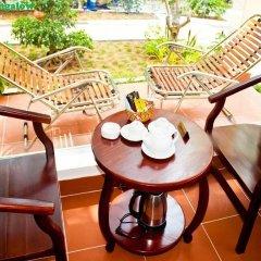 Отель Mon Bungalow балкон фото 3