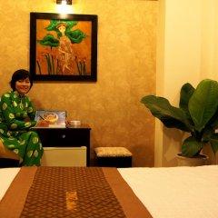 DMZ Hotel 2* Номер Делюкс с различными типами кроватей фото 5