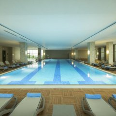 Port Nature Luxury Resort Hotel & Spa Богазкент бассейн фото 2