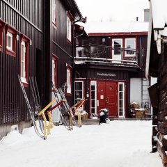 Отель Erzscheidergaarden Норвегия, Рерос - отзывы, цены и фото номеров - забронировать отель Erzscheidergaarden онлайн