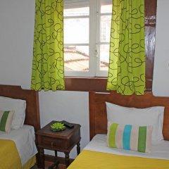 Отель Franca 2* Стандартный номер 2 отдельными кровати (общая ванная комната)