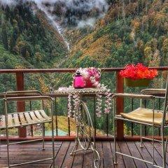 Отель Ayder Doga Resort балкон
