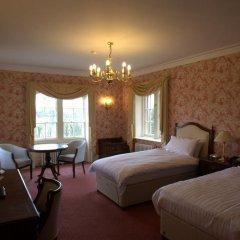 Отель Donnington Grove and Country Club 3* Стандартный номер с 2 отдельными кроватями фото 2