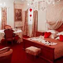 Гостиница Европа 3* Студия с различными типами кроватей фото 3