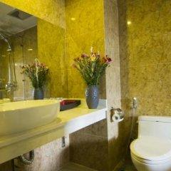 Freesia Hotel 4* Улучшенный номер с двуспальной кроватью фото 4