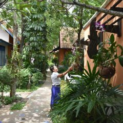 Отель Anantara Lawana Koh Samui Resort 3* Бунгало Делюкс фото 6