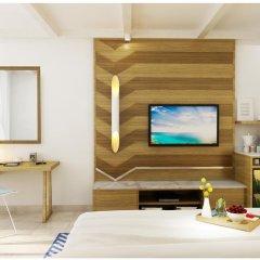 Отель Titanic Deluxe Bodrum - All Inclusive Стандартный номер с различными типами кроватей