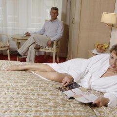 Spa Hotel Schlosspark 4* Номер Комфорт с различными типами кроватей фото 7