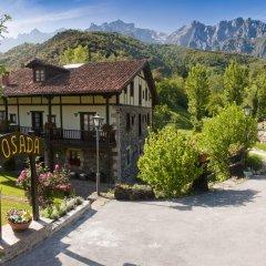 Hotel Rural Posada San Pelayo парковка