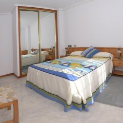 Отель Apartamentos La Terraza Испания, Ларедо - отзывы, цены и фото номеров - забронировать отель Apartamentos La Terraza онлайн комната для гостей фото 4