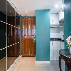 Отель Omni Tower Syncate Suites 4* Улучшенные апартаменты фото 4
