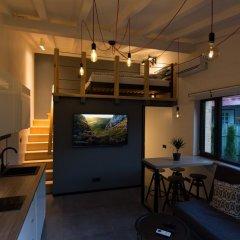 Апартаменты Vecbulduri Apartment Jurmala интерьер отеля