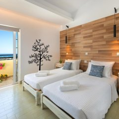 Отель Pefkos View Studios комната для гостей фото 5