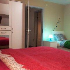 Отель Résidence Muken Бельгия, Брюссель - отзывы, цены и фото номеров - забронировать отель Résidence Muken онлайн комната для гостей фото 5