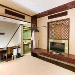 Отель Almanity Hoi An Wellness Resort 4* Улучшенный номер с различными типами кроватей фото 9