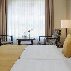 Steigenberger Hotel de Saxe 4* Улучшенный номер разные типы кроватей фото 2