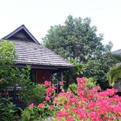 Отель Hitimoana Villa Tahiti 3* Бунгало с различными типами кроватей