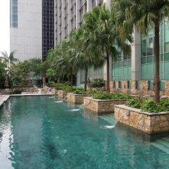 Отель Amara Singapore бассейн фото 2