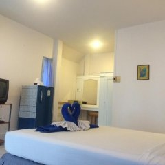 Отель Saladan Beach Resort 3* Бунгало с различными типами кроватей