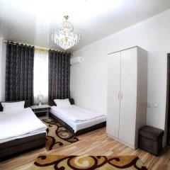Rich Hotel Бишкек комната для гостей фото 4