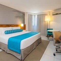 Отель Best Western PREMIER Maceió 4* Улучшенный номер с двуспальной кроватью фото 7