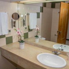 Luna Hotel Da Oura 4* Апартаменты с различными типами кроватей фото 14
