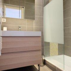 Отель Appartements Bellecour - Riva Lofts & Suites Франция, Лион - отзывы, цены и фото номеров - забронировать отель Appartements Bellecour - Riva Lofts & Suites онлайн ванная