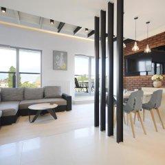 Апартаменты Dom & House - Apartments Waterlane Люкс с различными типами кроватей фото 21