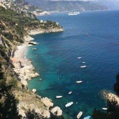 Отель B&B Villa Fabiana Италия, Амальфи - отзывы, цены и фото номеров - забронировать отель B&B Villa Fabiana онлайн пляж фото 2