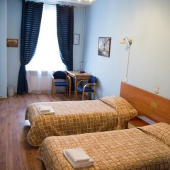 Гостиница Park Lane Inn Улучшенный номер разные типы кроватей фото 22