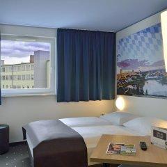 B&B Hotel München City-Nord 2* Стандартный номер с различными типами кроватей