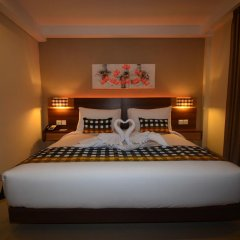 Отель Grand Barong Resort 3* Номер Делюкс с различными типами кроватей фото 8
