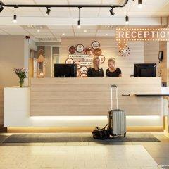 Отель Scandic Örebro Väst Швеция, Эребру - отзывы, цены и фото номеров - забронировать отель Scandic Örebro Väst онлайн интерьер отеля