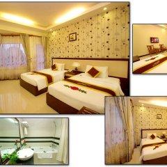 Luxury Nha Trang Hotel 3* Номер Делюкс с различными типами кроватей фото 3