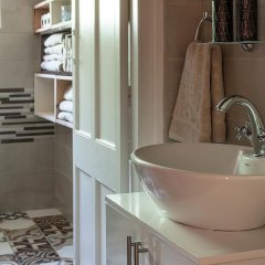 Отель Astarte Греция, Родос - отзывы, цены и фото номеров - забронировать отель Astarte онлайн ванная фото 2
