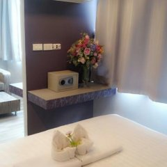 Отель Nantra Ploenchit 3* Стандартный номер фото 10