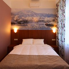 Hotel Cherniy Prud Стандартный номер с различными типами кроватей фото 3
