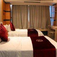 Апартаменты She & He Service Apartment - Huifeng Стандартный номер с 2 отдельными кроватями фото 6