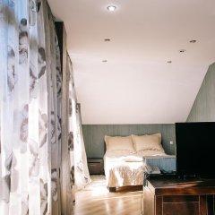 Аибга Отель 3* Студия Делюкс с разными типами кроватей фото 7