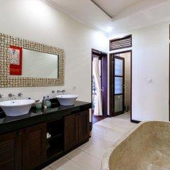 Отель Aleesha Villas 3* Улучшенная вилла с различными типами кроватей фото 22