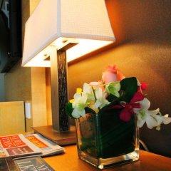 Jianguo Hotel Guangzhou 4* Стандартный номер с разными типами кроватей фото 4