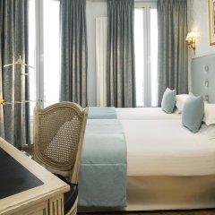 Hotel Plaza Elysées 4* Улучшенный номер с различными типами кроватей фото 2